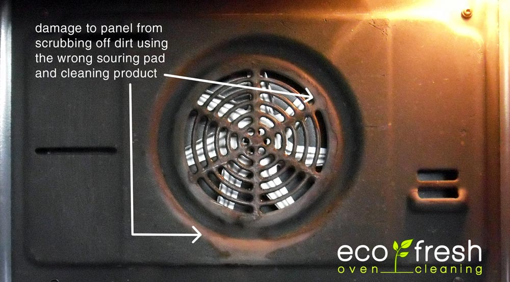 Eco fresh oven cleaning self cleaning ovens eco fresh oven cleaning