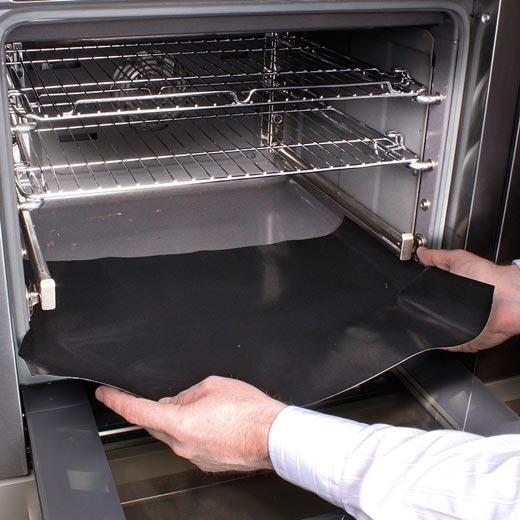 Oven Floor Liners Keep Your Oven Clean